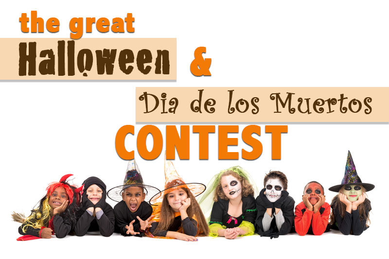 Prodigy Contests Halloween 2017 Post